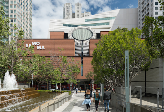 The dramatically expanded San Francisco Museum of Modern Art, presently the biggest modern and contemporary art museum in the U.S., opens to the public this month.